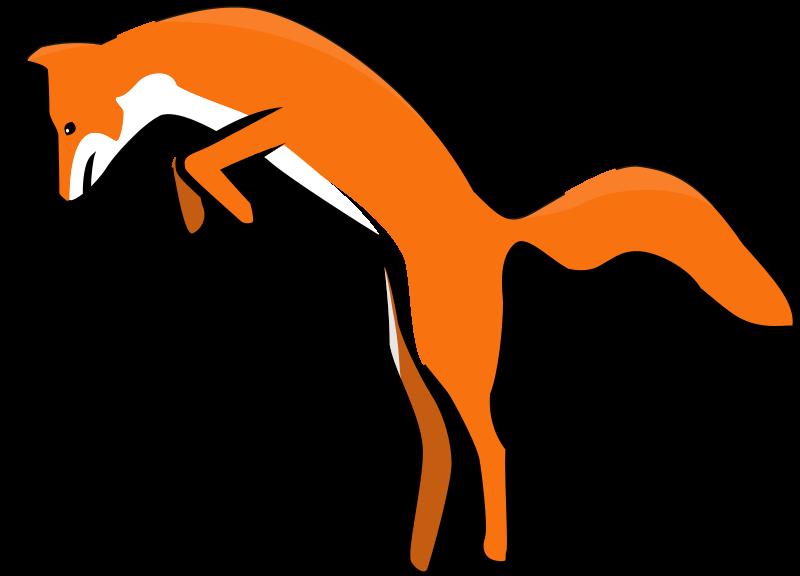 Fox Clip Art-Fox Clip Art-14
