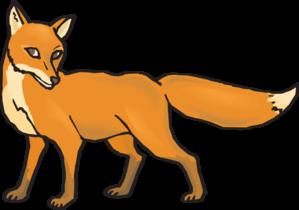 Fox Clipart - Fox Clipart