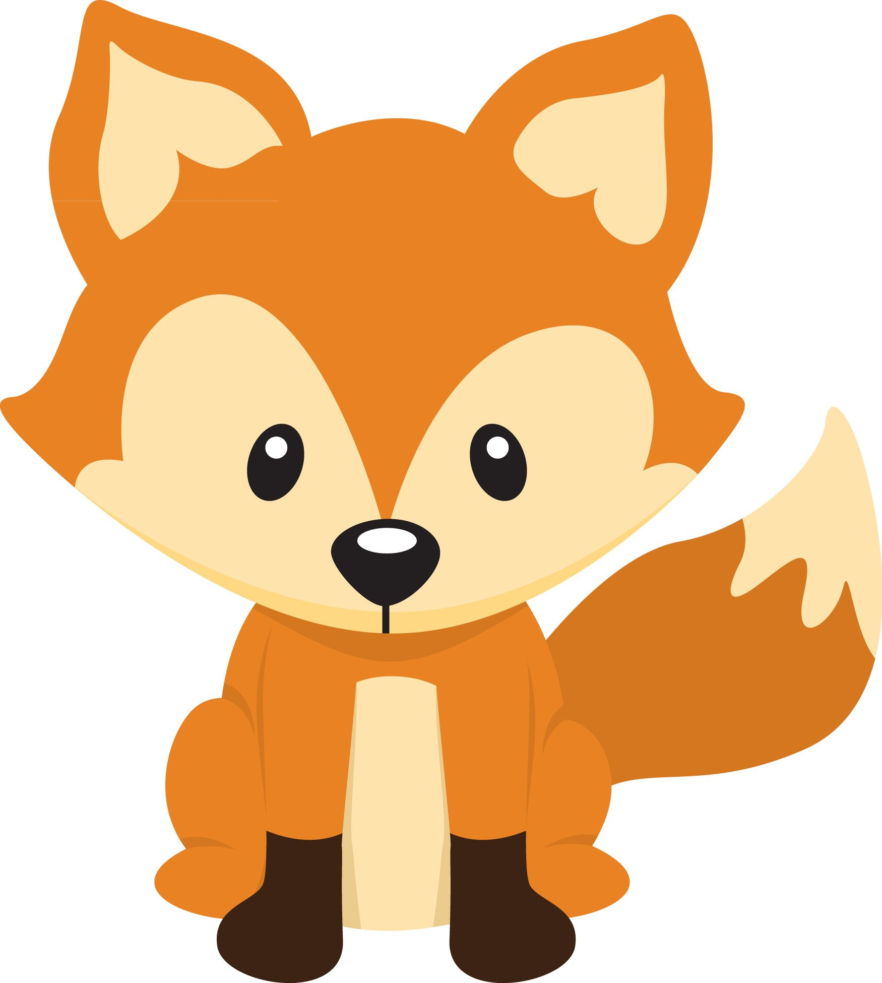 Fox Free Images At Clkercom V - Fox Clipart