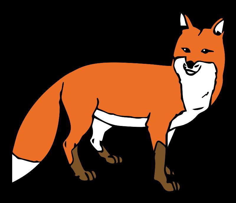 Fox free to use cliparts - Fox Clip Art