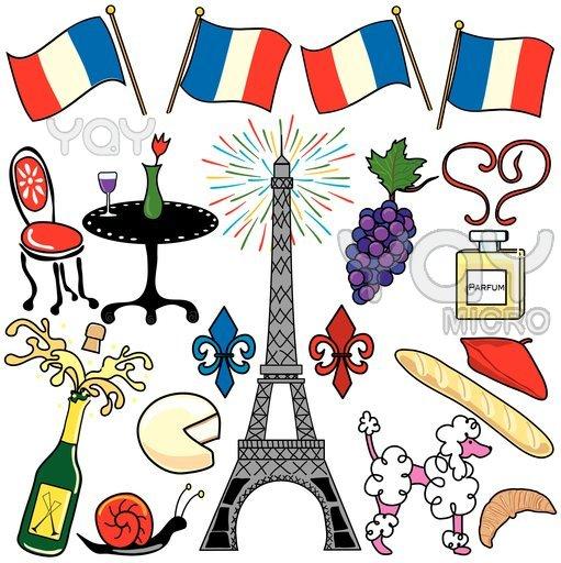 France Clip Art-France Clip Art-4