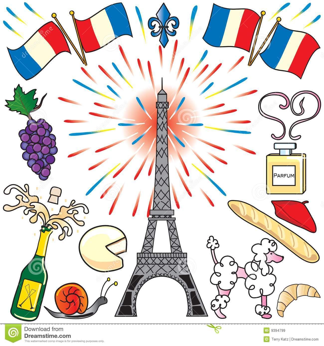 France Clip Art U0026middot; French Clip-France Clip Art u0026middot; french clipart-7