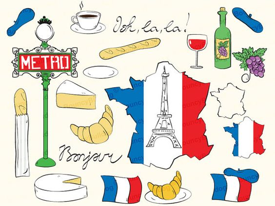 ... France Flag Clipart ...