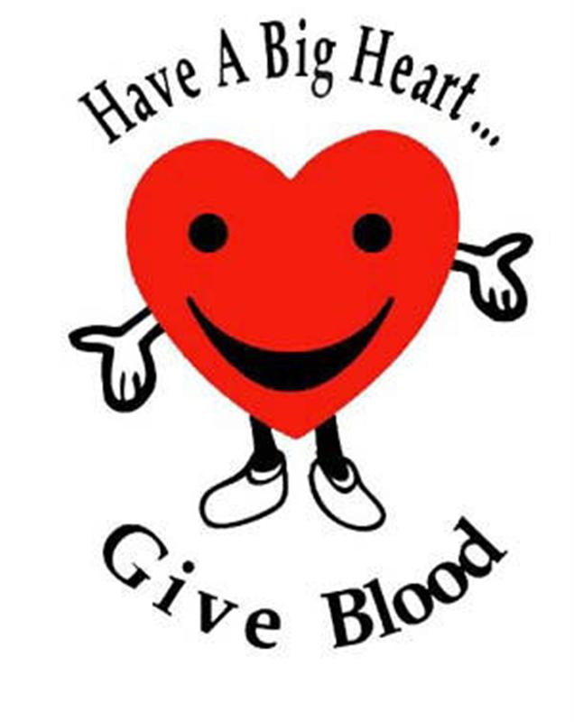 ... Fredonia for St. Jude - B - Blood Drive Clip Art