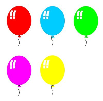 Free Birthday Balloon Clip Art-free birthday balloon clip art-9