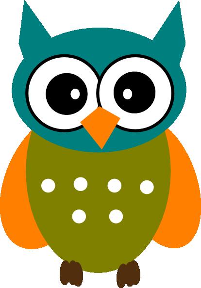 free clip art animals owl