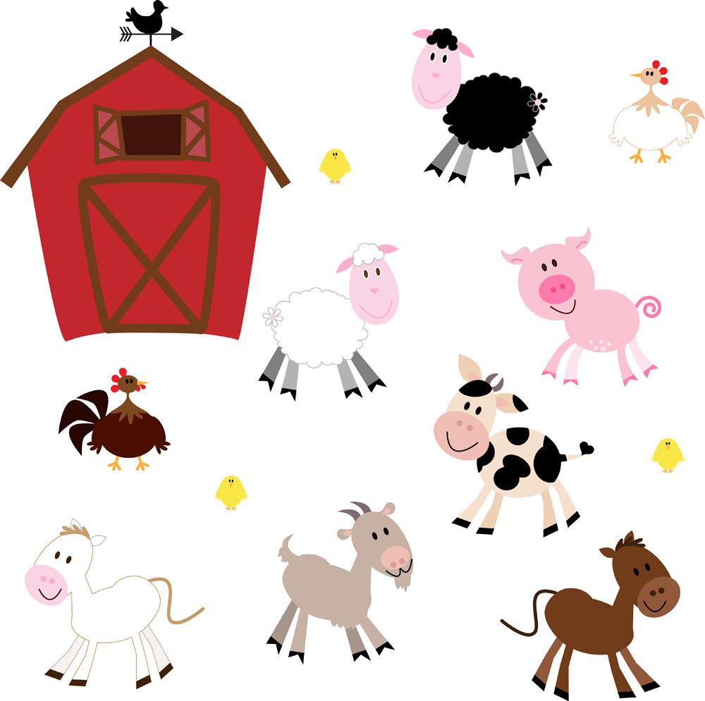 Free Clip Art Farm Animals-free clip art farm animals-3