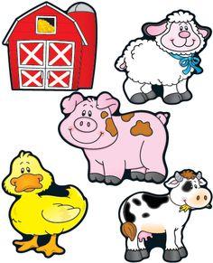 free clip art farm animals - Free Farm Animal Clipart