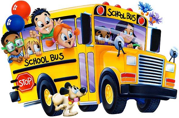 free clip art school bus-free clip art school bus-14