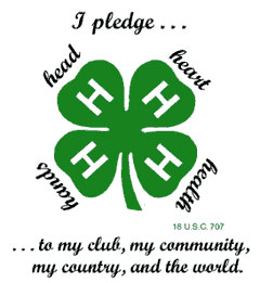 Free 4h Clipart. File Type .