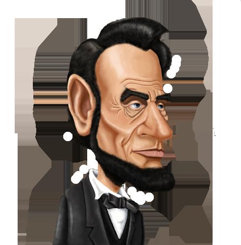 Free Abraham Lincoln Clip Art