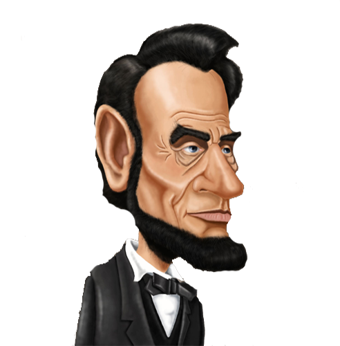 Free Abraham Lincoln Clip Art - Abe Lincoln Clipart