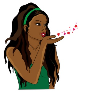 free african american clip art