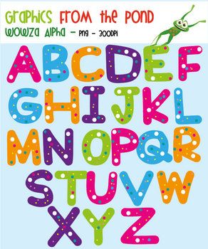 Free Alphabet Clipart - . - Free Alphabet Clipart