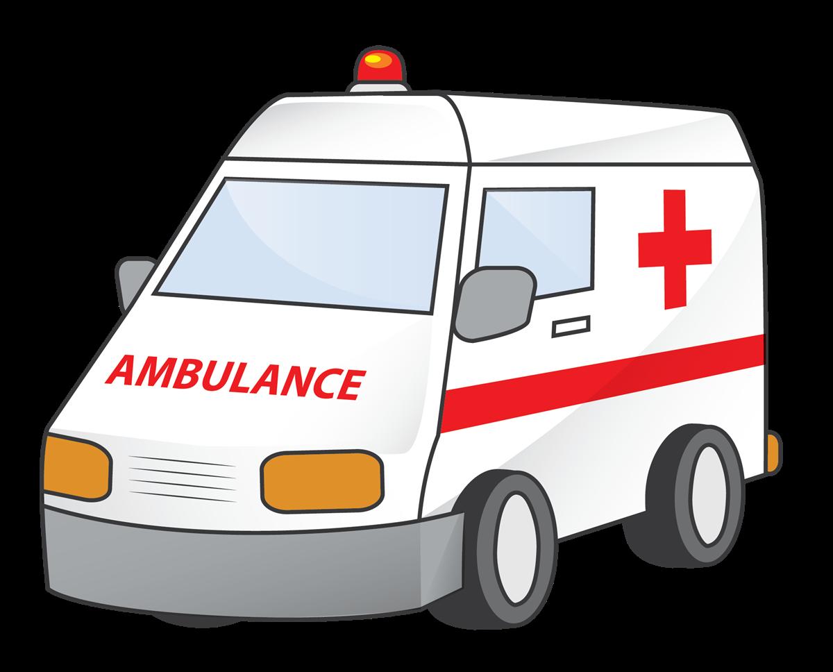 Free Ambulance Clip Art - Clipart Ambulance