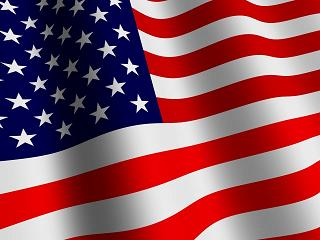 Free american flag clipart clipartcow