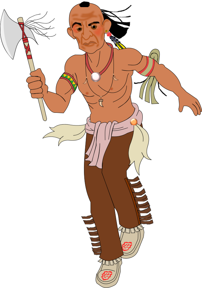 Free American Indian Clip Art