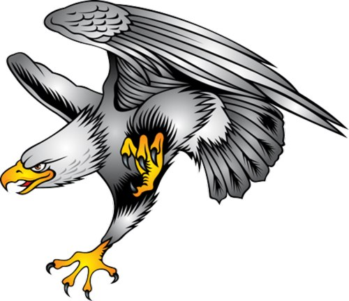 Free Animated Eagle Clip Art-Free animated eagle clip art-9