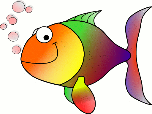 ... Free Animated Fish Clipart ...