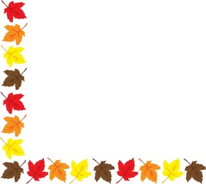 free autumn clipart - Free Thanksgiving Clip Art Borders