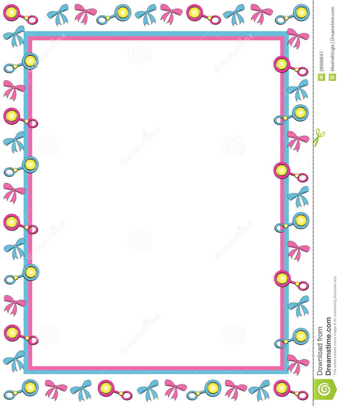 Free Baby Borders Clip Art Frames And Bo-Free Baby Borders Clip Art Frames And Borders For Babies Cartoon Frame-14