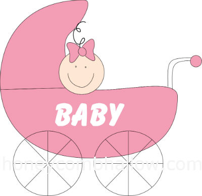 Free baby girl clipart. Very Inexpensive Baby Girl .