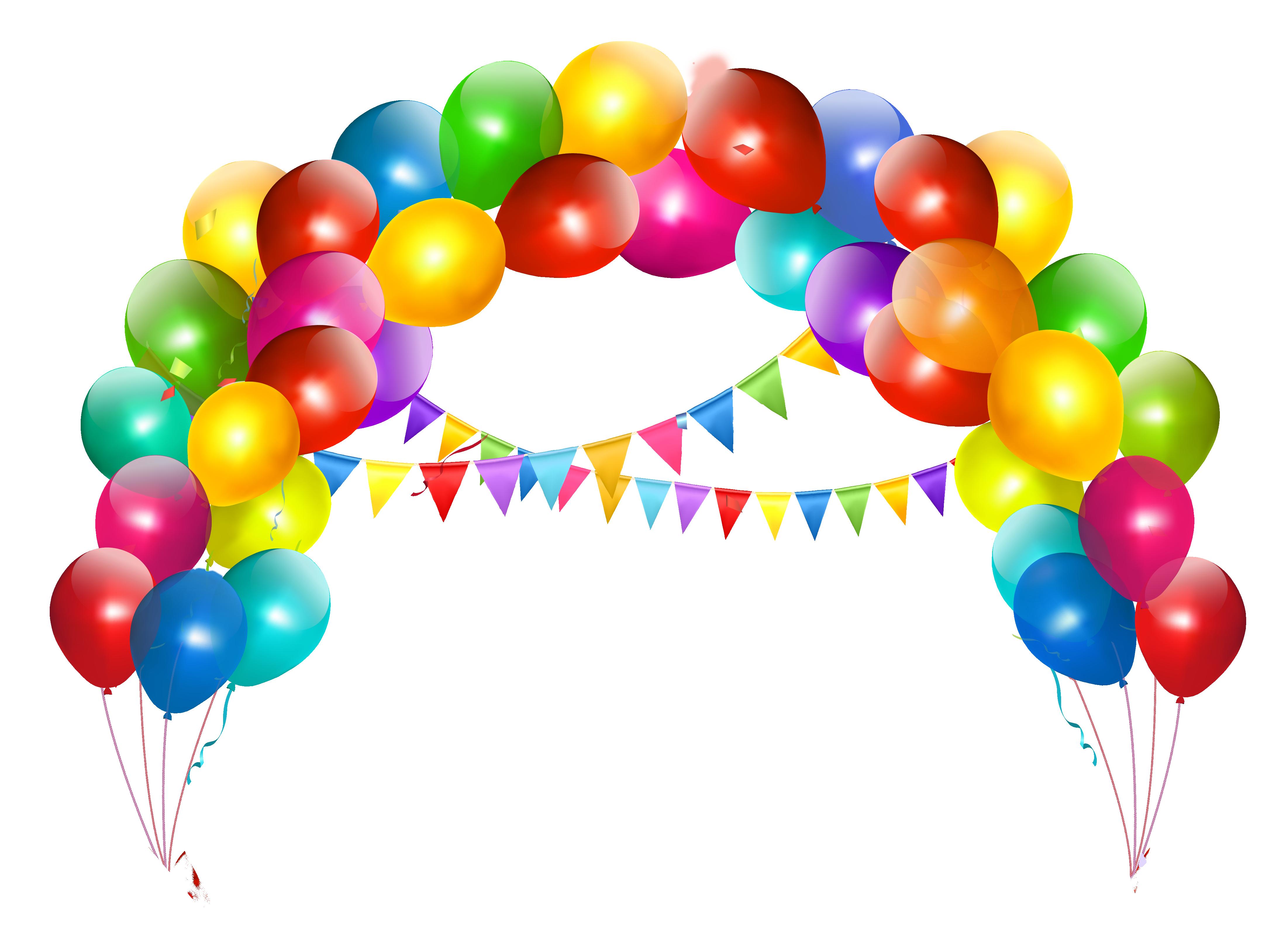 Free Balloons Clip Art. Ballo - Clipart Of Balloons
