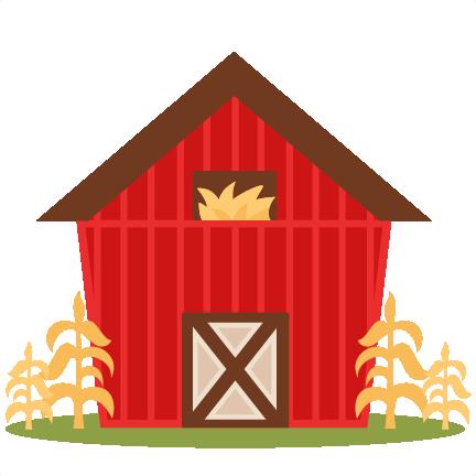 Free barn clipart image