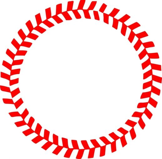 Free Baseball Borders Clipart Best