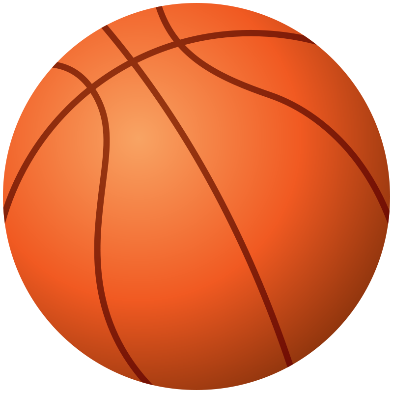 Free Basketball Clip Art - Basketball Clipart Images