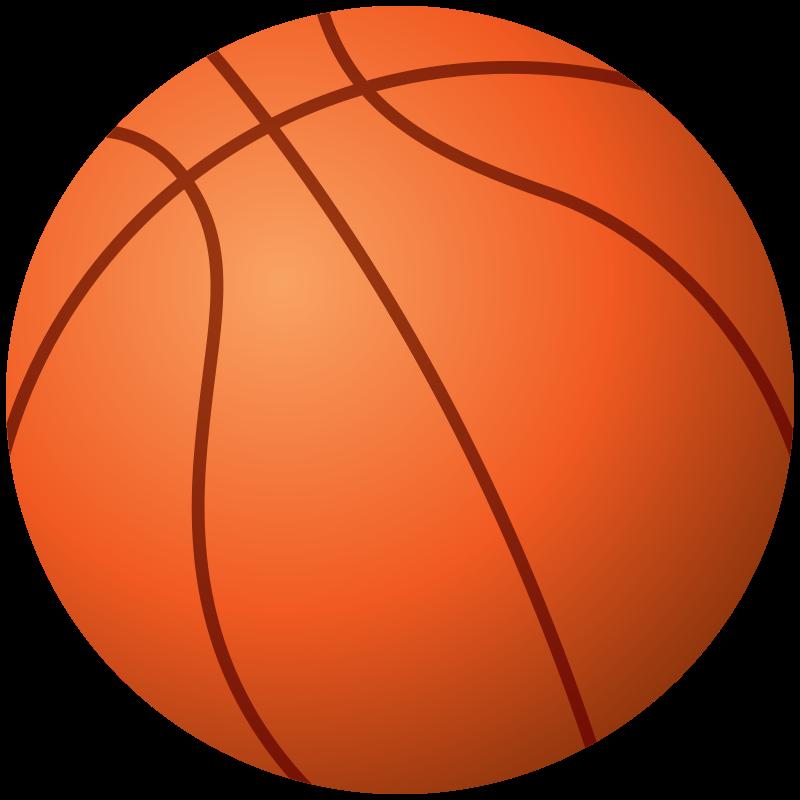 Free Basketball Clip Art