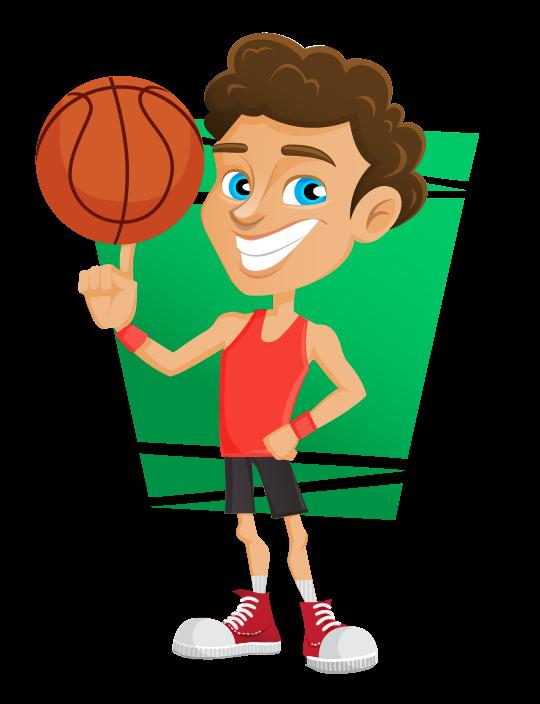 Free Basketball Player Clip Art-Free Basketball Player Clip Art-12