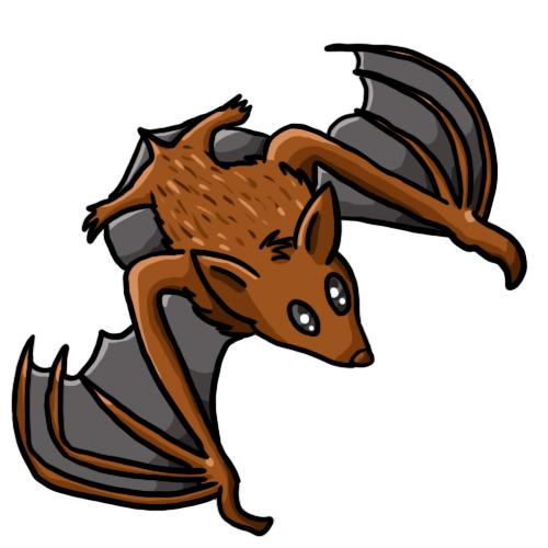 Free Bat Clip Art 12 .-Free Bat Clip Art 12 .-12