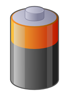 Free Battery Clip Art
