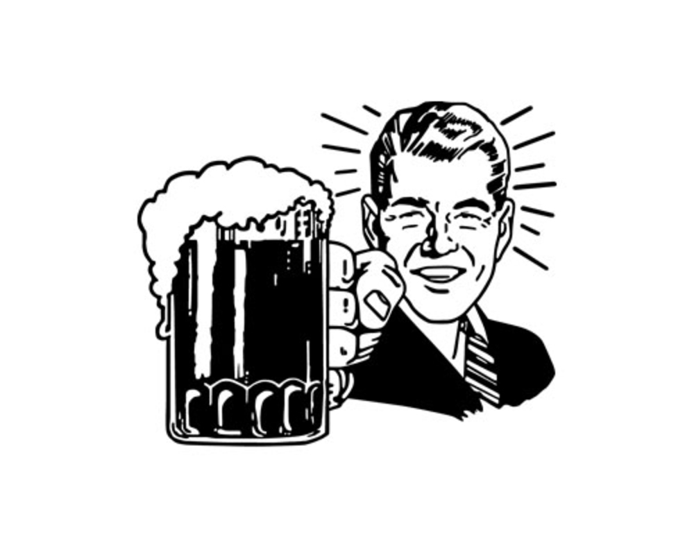 Free beer clipart free clipart .