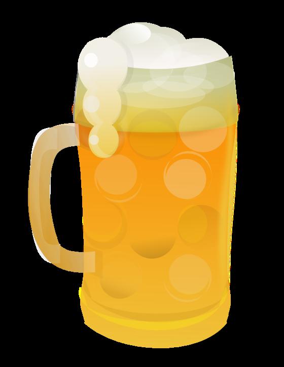 Free Beer Mug Clip Art - Beer Clipart Free