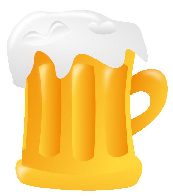 Free Beer Mug Clip Art