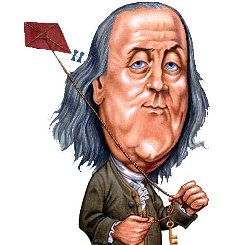 Free Benjamin Franklin Clip Art