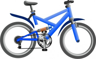 Free bicycle clip art Free vector for free download about
