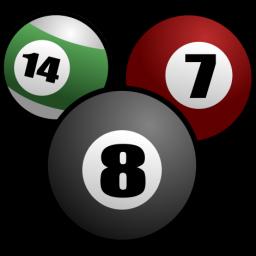Free Billiard Balls Clip Art-Free Billiard Balls Clip Art-11
