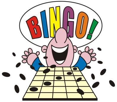 Free bingo clip art images dromgfo top 2 clipartcow