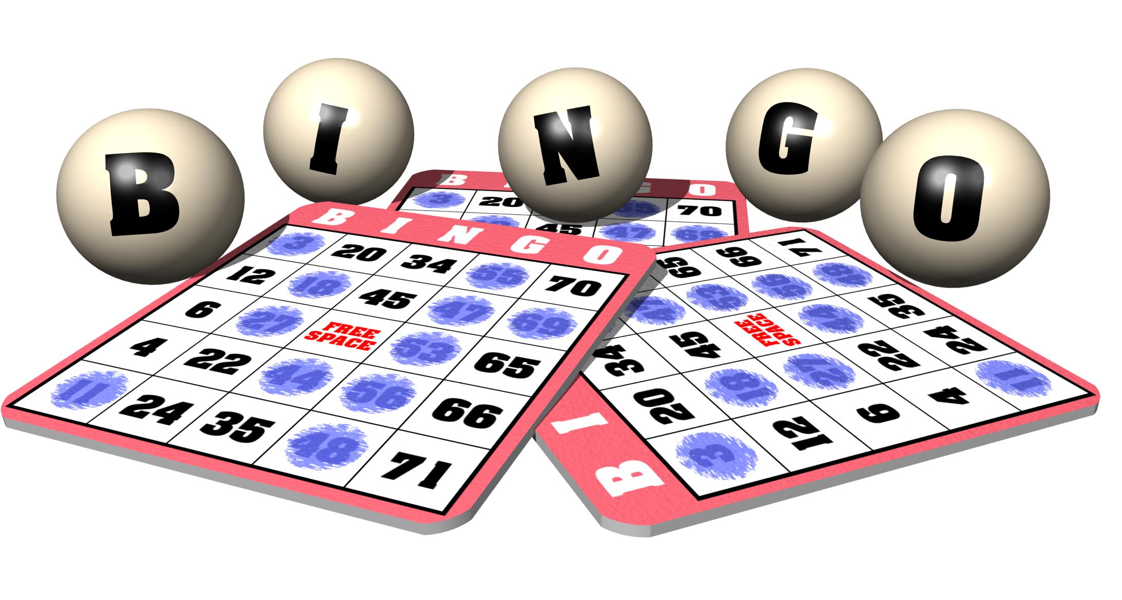 Free Bingo Clipart