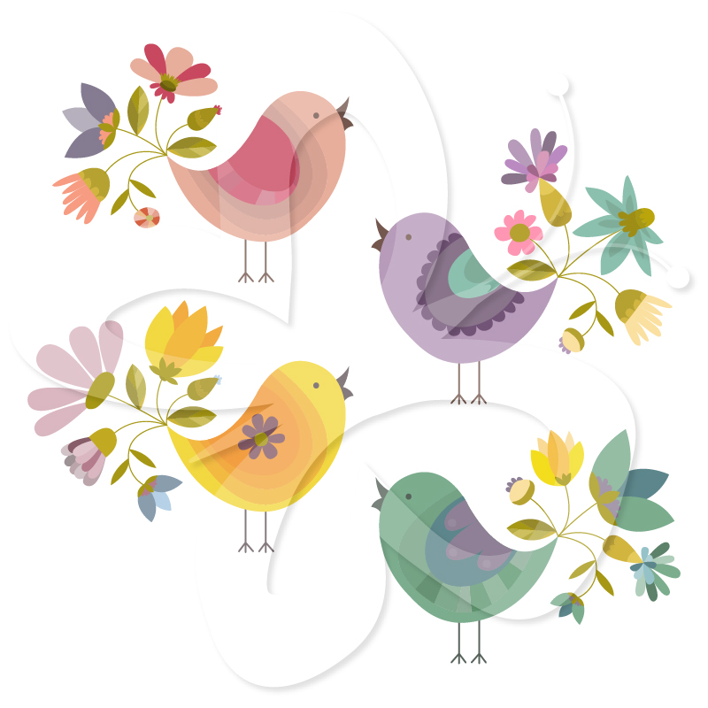 Free Bird Clipart Creative .