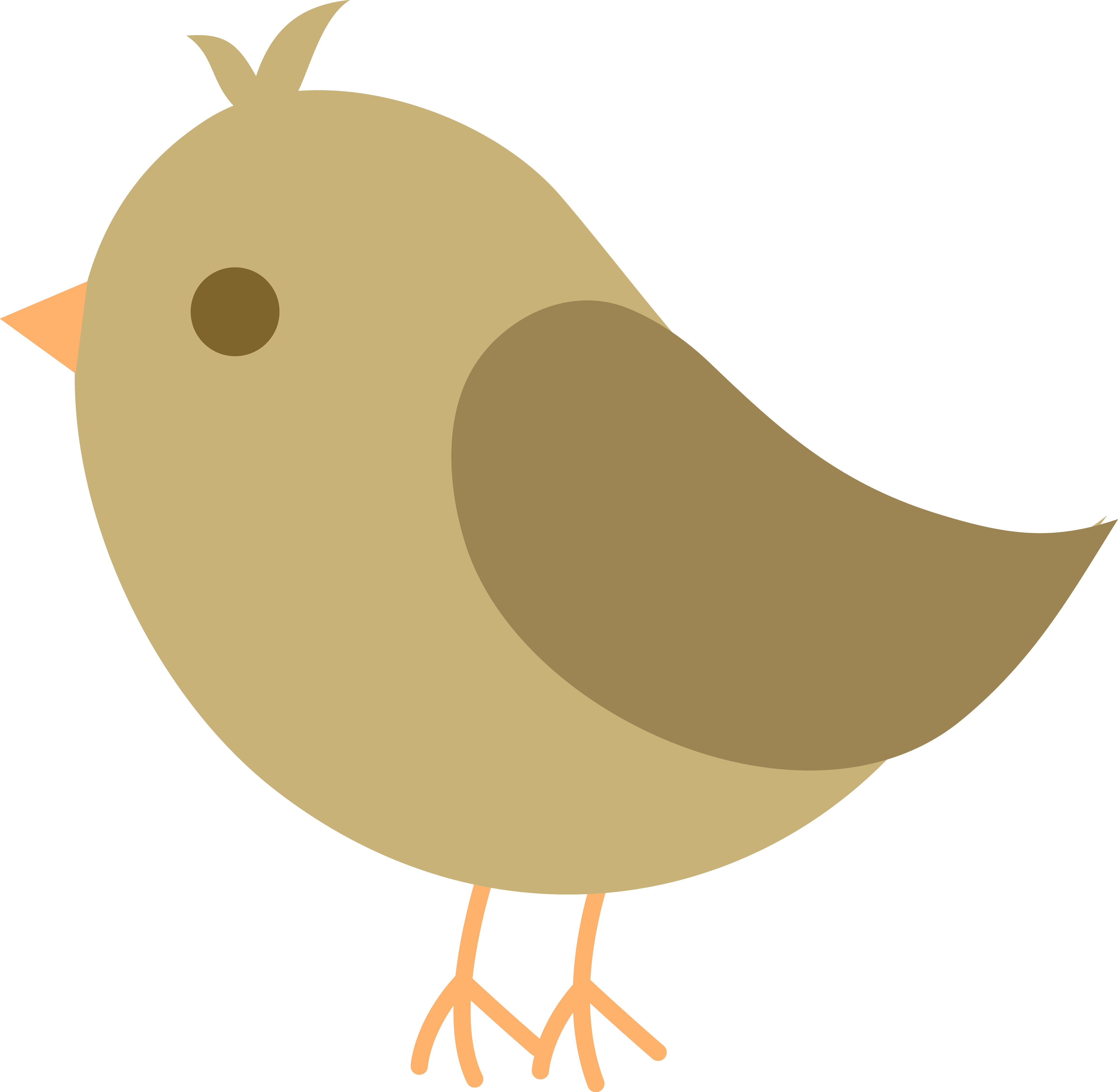 Free Bird Clipart