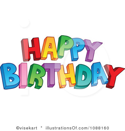 free birthday clipart - Free Clipart Birthday
