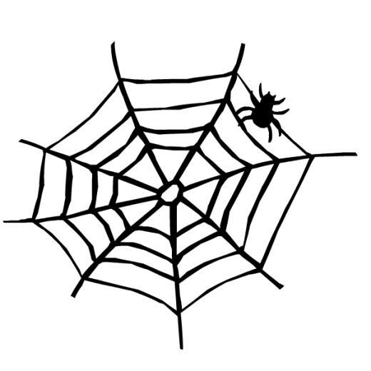 Free Black And White Halloween Clip Art-Free Black And White Halloween Clip Art-18