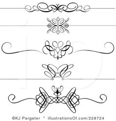 Free black Clip Art Borders and Frames w-Free black Clip Art Borders and Frames weddings | Royalty-Free (RF) Borders-10