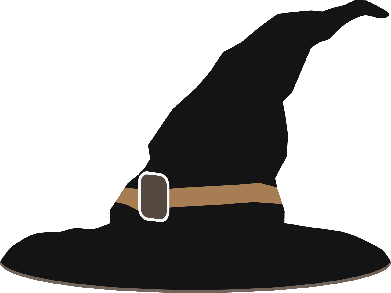 Free Black Witch Hat Clip Art-Free Black Witch Hat Clip Art-15