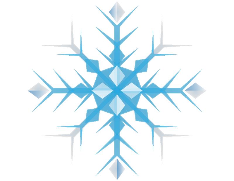 Free Blue Snowflake Clip Art U0026middot-Free Blue Snowflake Clip Art u0026middot; snowflake7-3