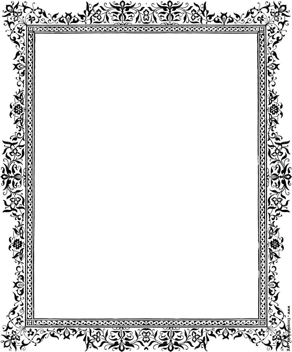 Free Border Clipart Downloads. 40 Stunni-Free Border Clipart Downloads. 40 Stunning Free Clip Art ..-13